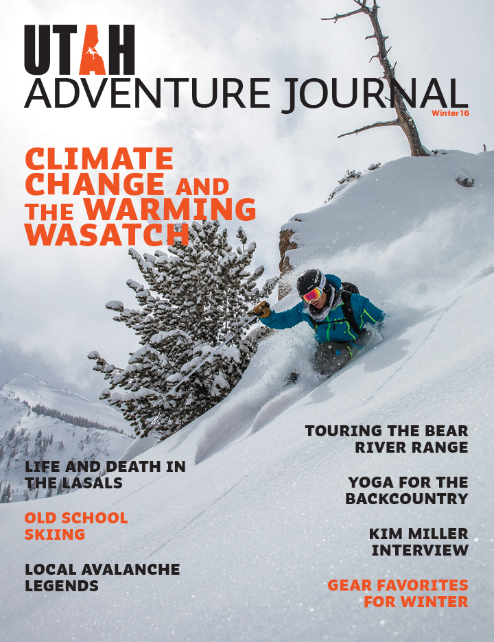 Winter Issue on Stands Now!