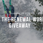 J Skis and The Renewal Workshop Giveaway